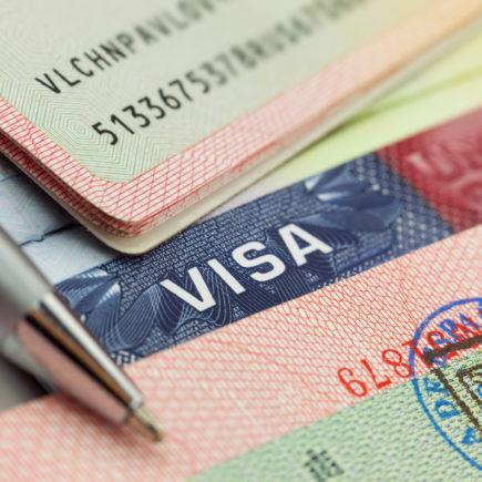 Вебинар о студенческих визах в США 27 июня