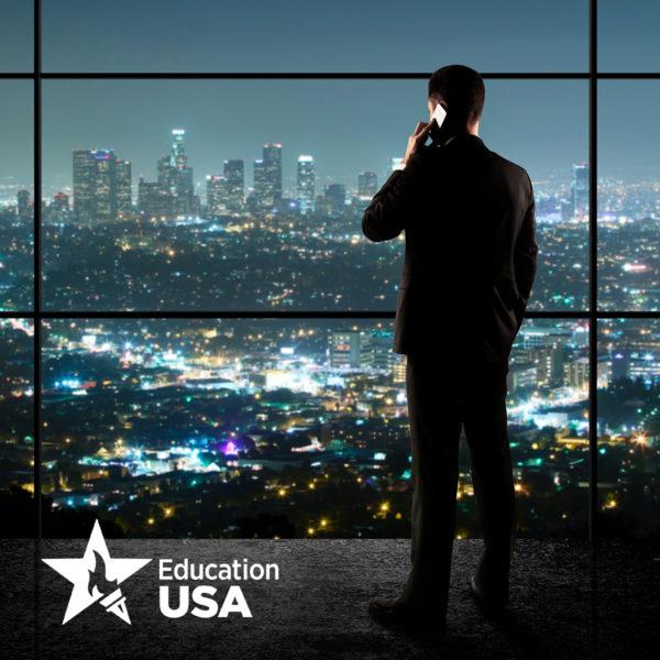 Москва. Интерактивная лекция «А смогу ли Я поступить в вуз США?»